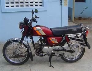 Hero Honda Cd