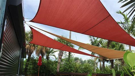 shade sails  getaway patrons    sun