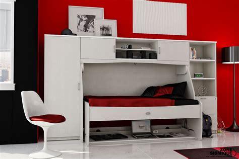 lit et bureau ado maison design modanes com