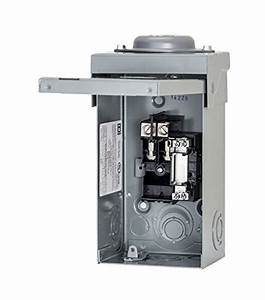 Square D By Schneider Electric Qo2l40rbcp Qo 40 Amp 2