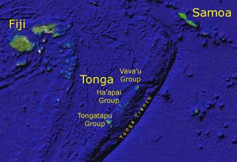 facts  tongatapu kingdom  tonga south pacific