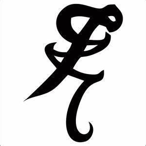Heal / Painless Rune Decal / Sticker - Mortal Instruments