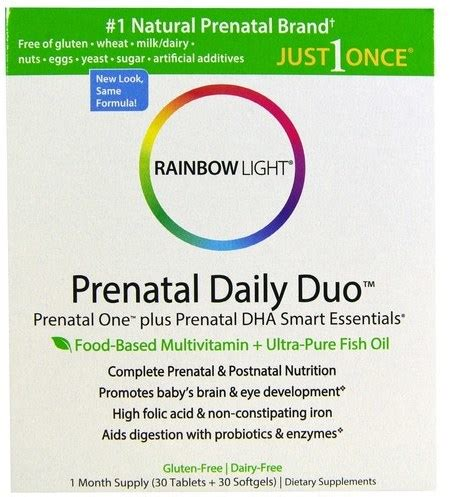 rainbow light promo code prenatal supplements learn compare products at priceplow