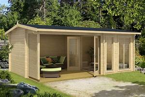 Gartenhaus Mit Aufbauservice : gartenhaus torquay 44 mit terrasse bei gartenhaus2000 ~ Whattoseeinmadrid.com Haus und Dekorationen
