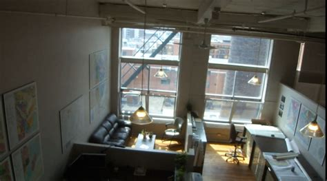 bureau style get the list of loft syle office space in montreal