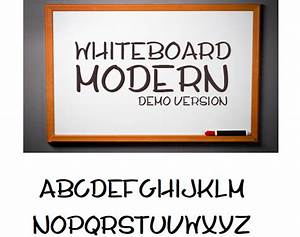 the 200 best modern fonts collection for 2017 With whiteboard lettering