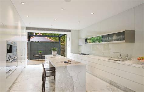 extraordinary kitchen kickboard  white marble floor