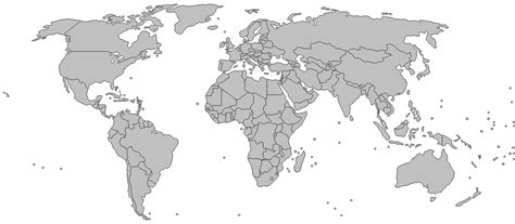 File:BlankMap-World-v6-Borders.png - Wikimedia Commons