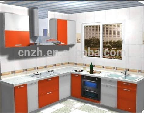 colour combination of kitchen cabinets used orange wooden mdf kitchen cabinet color combinations 8275