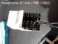Leviton Telephone Jack Wiring Diagram : how to wire an ethernet and phone jack using a single ~ A.2002-acura-tl-radio.info Haus und Dekorationen