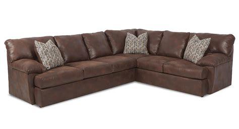 klaussner sectional sofa klaussner walton casual sectional sofa dunk bright