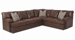klaussner walton casual sectional sofa johnny janosik With sectional sofas johnny janosik