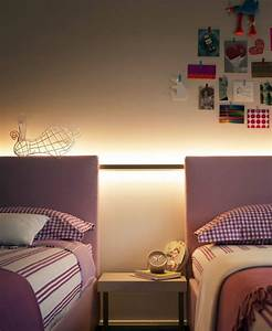Modern Apartment with Hidden LED Lighting by Matteo