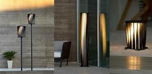 Lampe Exterieur Pour Terrasse : luminaire ext rieur design et clairage de terrasse et balcon ~ Teatrodelosmanantiales.com Idées de Décoration