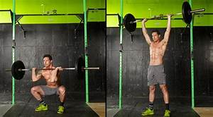 CrossFit Training: Thruster Up for A Full Body Blast ...