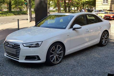 Audi A4 B9 Wikipedia