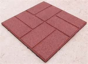 flagstone rubber pavers rubber floors and more