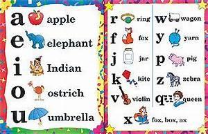 Phonics Charts And Games K Phonics Chart Phonics Abeka