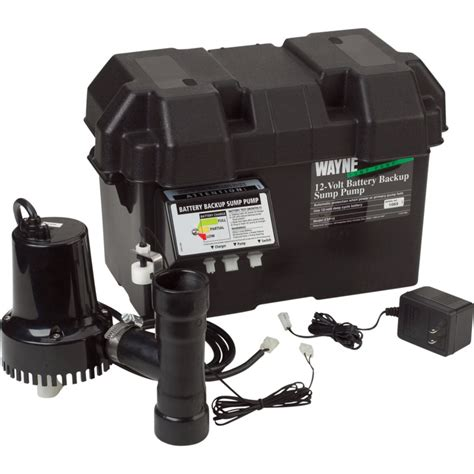 How To Install And Use The Battery Backup Sump Pump