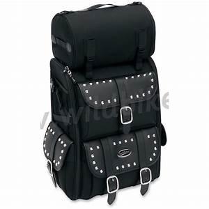 Sac Sissy Bar : sac de voyage extensible s3500s pour sissybar custom moto et harley davidson ~ Teatrodelosmanantiales.com Idées de Décoration