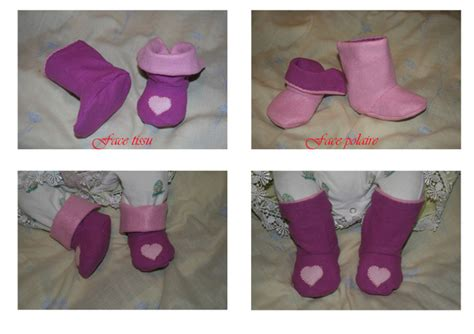 tuto couture chaussons b 233 b 233 10