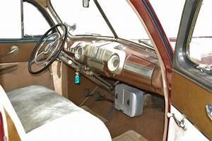 1946 Mercury 4 Door Sedan For Sale