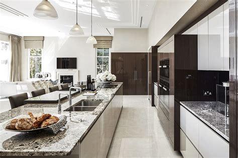 Luxury Kitchen Design St George's Hill  Extreme Design