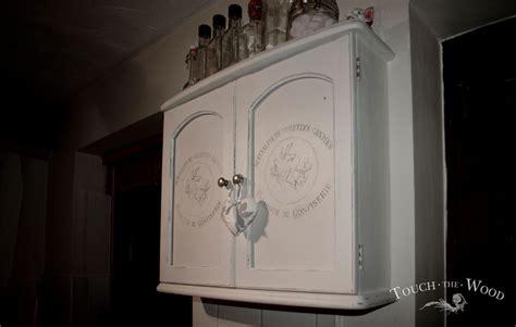 Shabby Chic Bathroom Cabinet  Home Design Mannahattaus