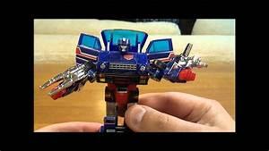 G1 Transformers Review  Skids Transformer