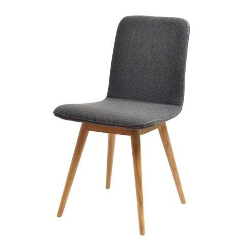 chaises rembourrées chaise rembourrée loca lot de 2 chaises rembourrées