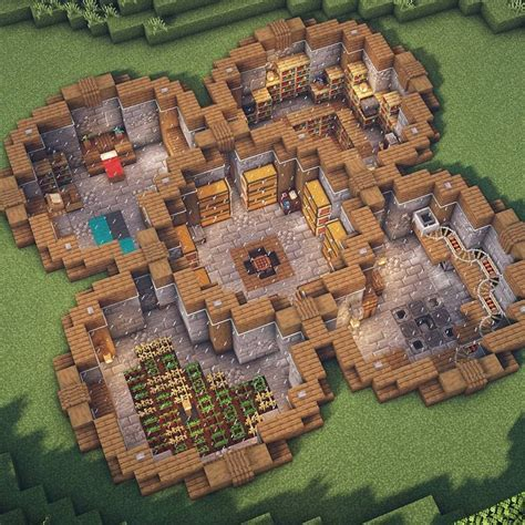 minecraft builds compartilhou uma foto