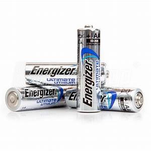 Batterie 1 5v Aa : battery aa energizer ultimate lithium 1 5v ~ Markanthonyermac.com Haus und Dekorationen
