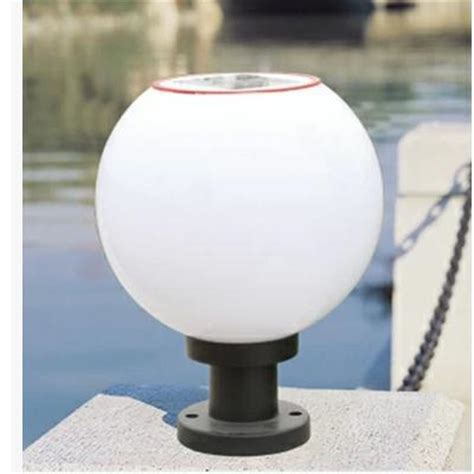 solar globe lights outdoor compare prices on solar pillar lights online shopping buy