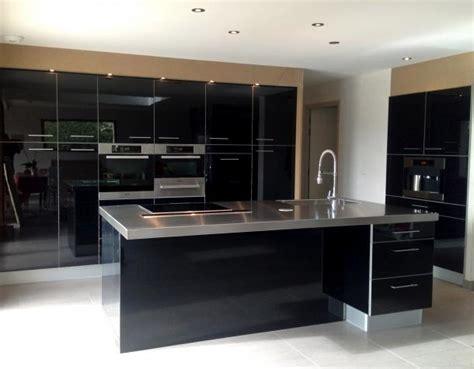 le chauffante cuisine cuisine design ilot central recherche casa