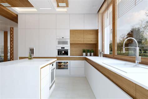 moderna cuisine 100 idee di cucine moderne con legno colori idee e materiali cucina moderna casa start