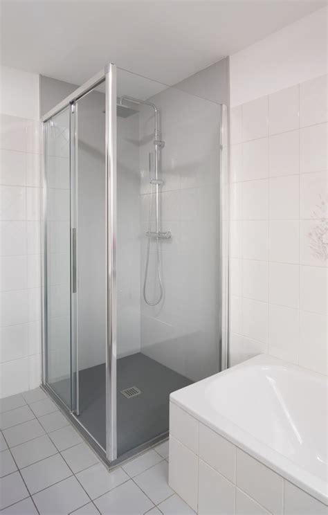 volkern badkamer uitgewerkt met volkern panelen te knokke bubbles
