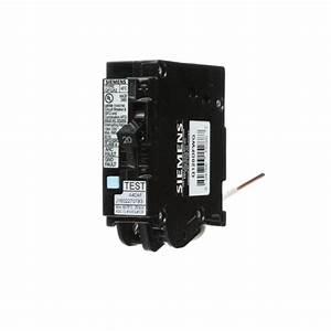 Siemens 20 Amp Single Pole Wireguide Dual Function Afci