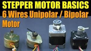Stepper Motor Basics   Bipolar Motor
