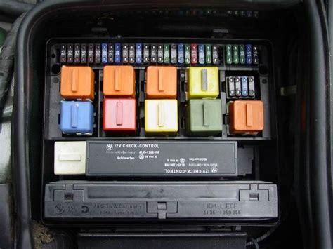 Fuse Box Diagram 1990 Bmw 730i by Elektryka Przekaznik Pompy Paliwa