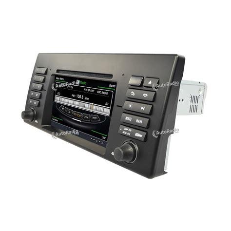 autoradio bmw e39 poste autoradio dvd gps bmw e39 96 03 e38 94 01 e53 02 06 car dvd bmw aux prix les plus bas sur