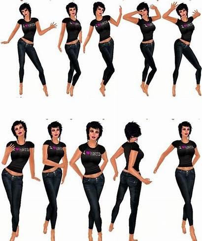 Poses Basic Tips Models