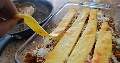 carb  keto lasagna  fathead noodles hipsave
