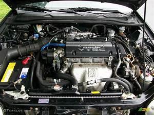 1999 Honda Prelude Standard Prelude Model 2 2 Liter Dohc