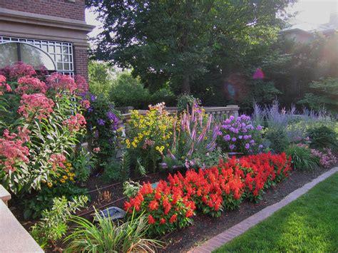 perennial garden plans michigan home outdoor decoration