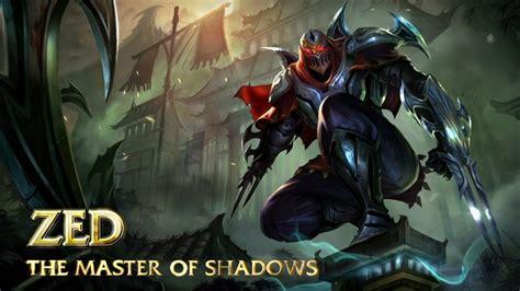 Zed Champion Spotlight  Gameplay  League Of Legends