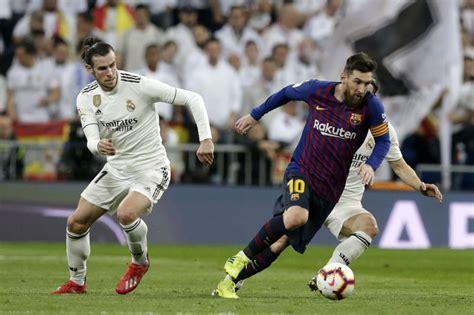 Real Madrid vs. Barcelona FREE LIVE STREAM (3/1/20): Watch ...