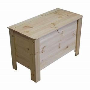 Truhe Aus Holz : praktische holztruhe spieltruhe w schekiste truhe aus holz ~ Watch28wear.com Haus und Dekorationen