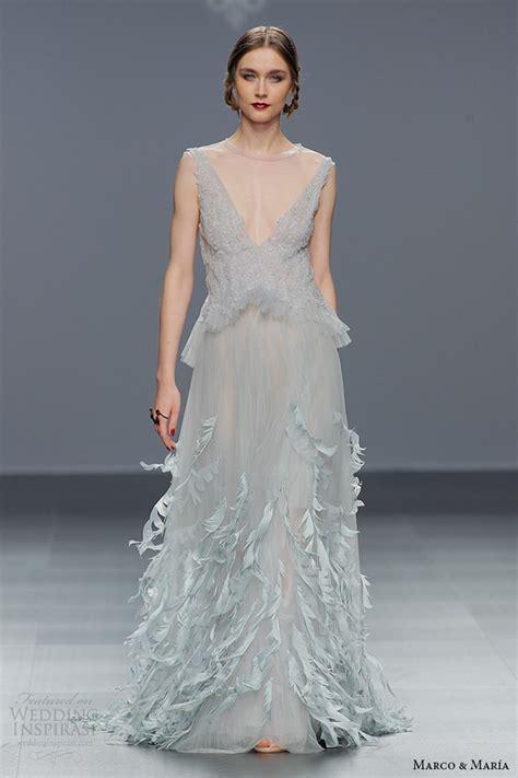 marco maria bridal  wedding dresses wedding inspirasi