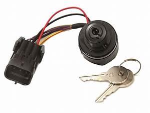 Mercury Marine Electrical Key Switch Kit  88107a10  Parts