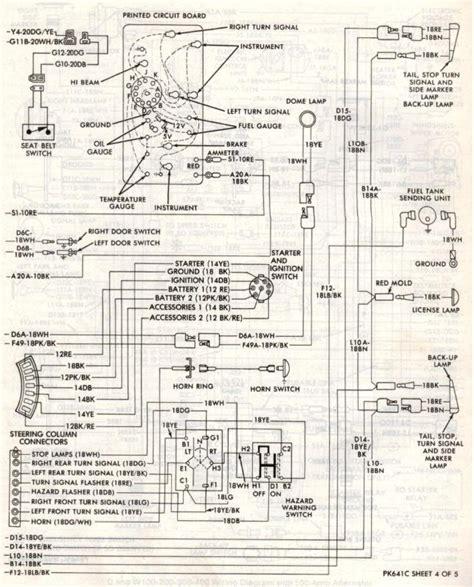 1993 Dodge Truck Dash Wiring Diagram by 1st Ram Wire Diagrams Dodgeforum